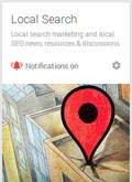 Local Search Community - local SEO google+ community