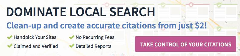 Build local citations