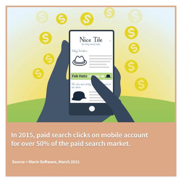 Mobile ad spend to overtake desktop