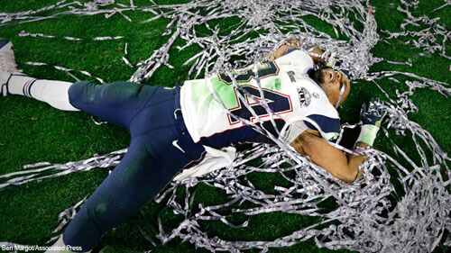 Bing Maps Super Bowl