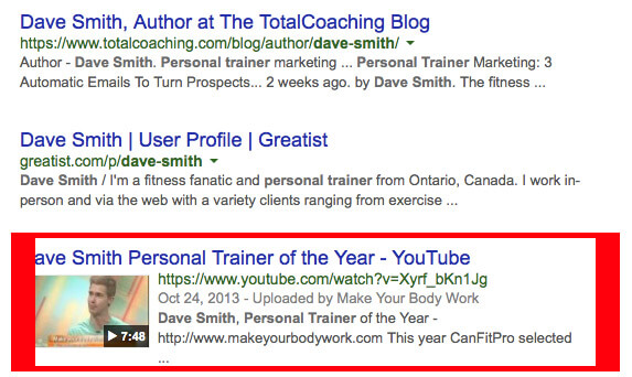 Using Review Videos to Improve SERP Click-Throughs
