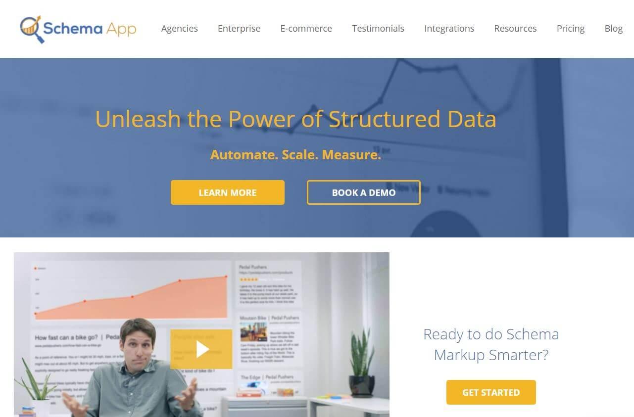 Schema App screenshot