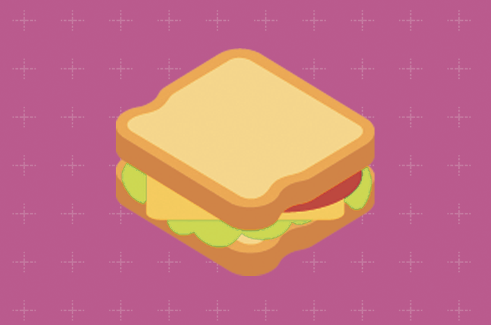 Sometimes All You Need to E-A-T is a Sandwich
