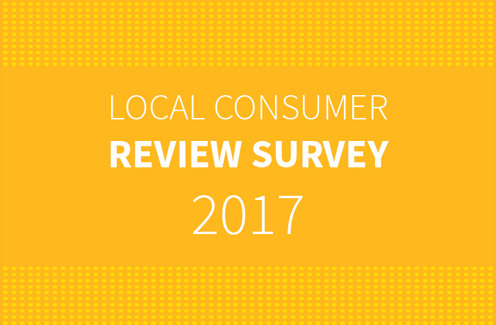 Local Consumer Review Survey 2017