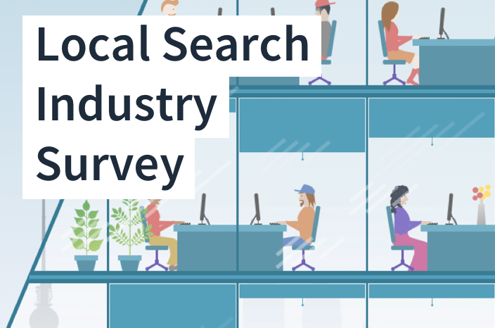 Local Search Industry Survey 2020