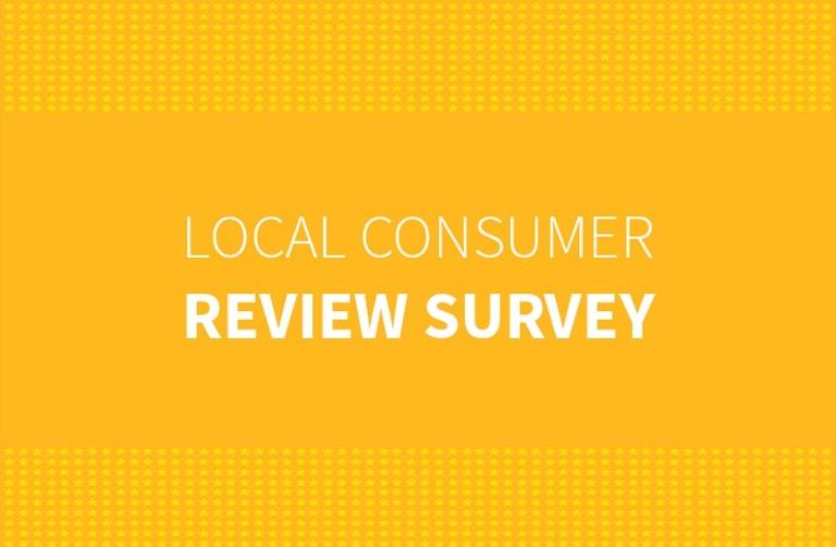Local Consumer Review Survey 2014
