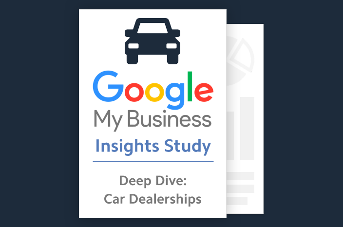 How Car Dealerships Are Speeding Ahead with Google My Business