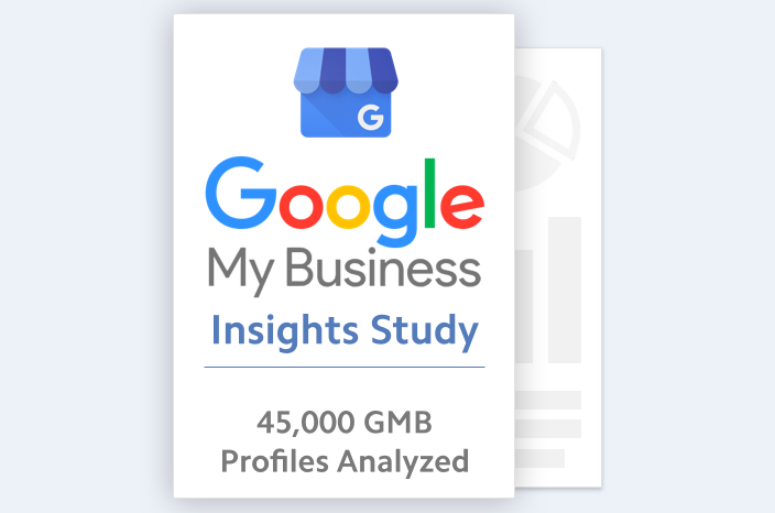 Google My Business Insights Study – Benchmark Your Business's GMB Insights