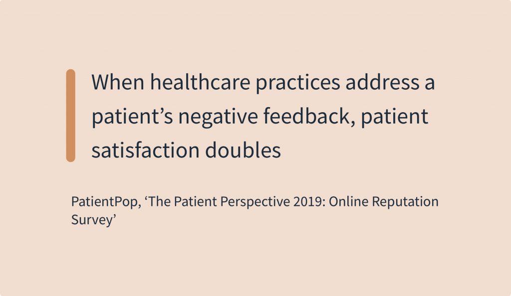 Online Reviews Statistics - PatientPop