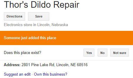 Thor's Dildo Repair