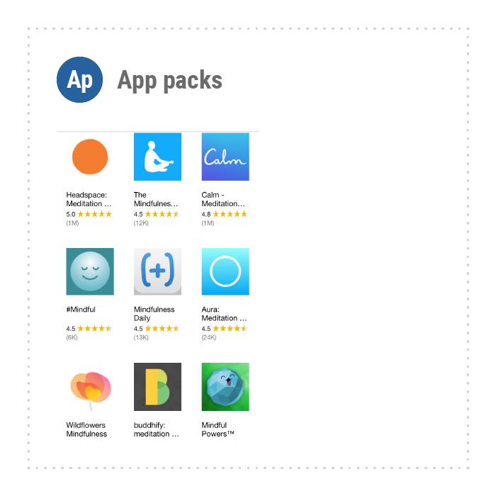 App packs