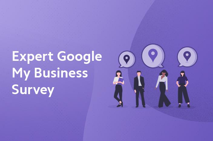 Expert Google My Business Survey