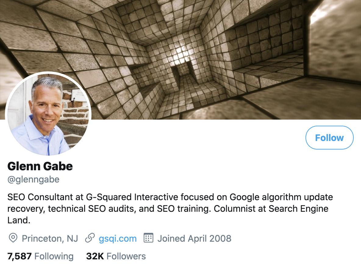 Glenn Gabe on Twitter