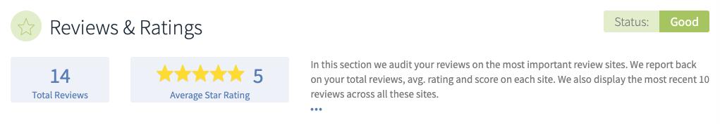 LSA reviews and ratings