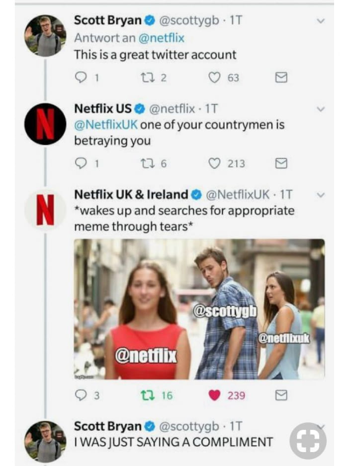 Memes in local marketing