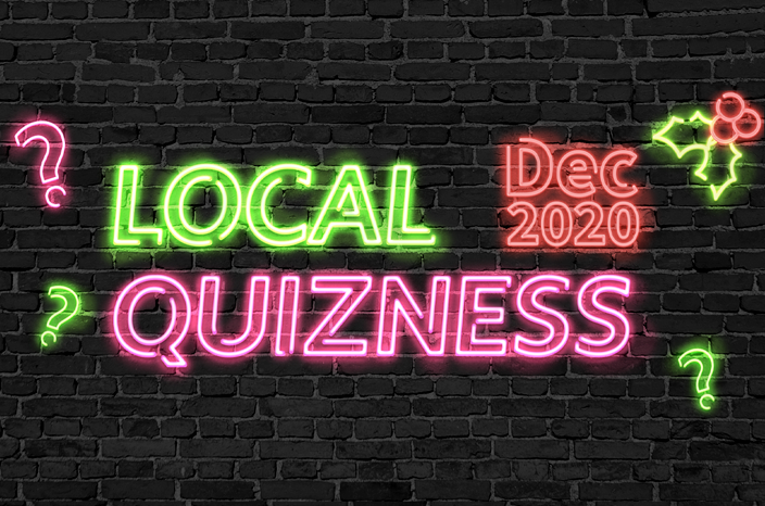 Local Quizness December 2020 – Put Your News Knowledge to the Test!