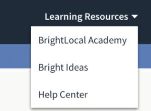 BrightLocal Academy