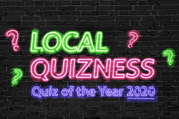 Local Quizness – Quiz of the Year 2020!