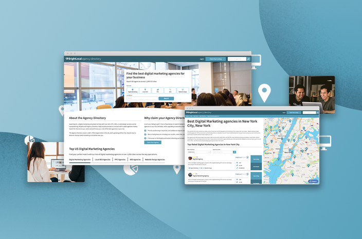 NEW: Claim Your Agency Directory Listing