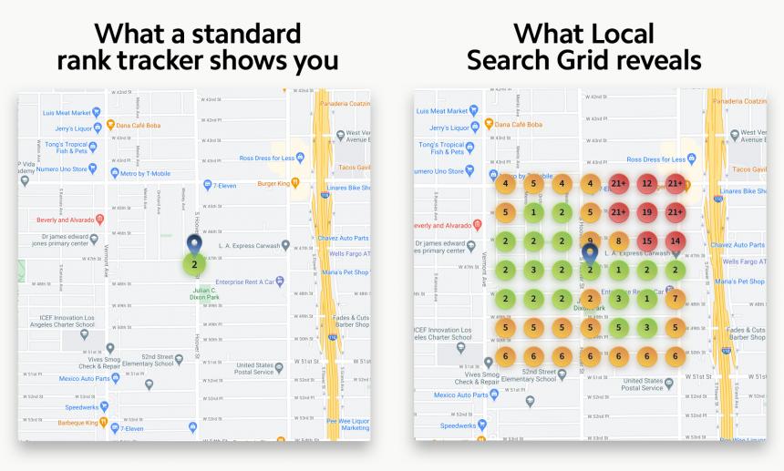 Local Search Grid Comparison 2