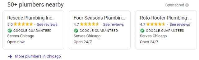 Local Services Ads Desktop