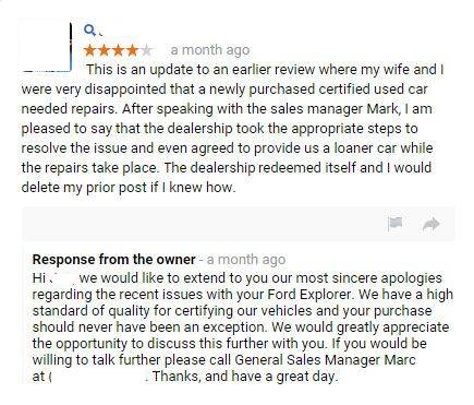 How To Respond To Negative Reviews Online 6