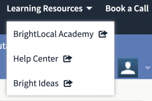 BrightLocal Platform Academy