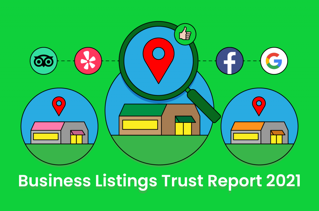 Business Listings Trust Report 2021: How Do Consumers Use Business Directories?