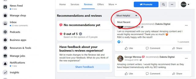 Facebook Embed Review 2