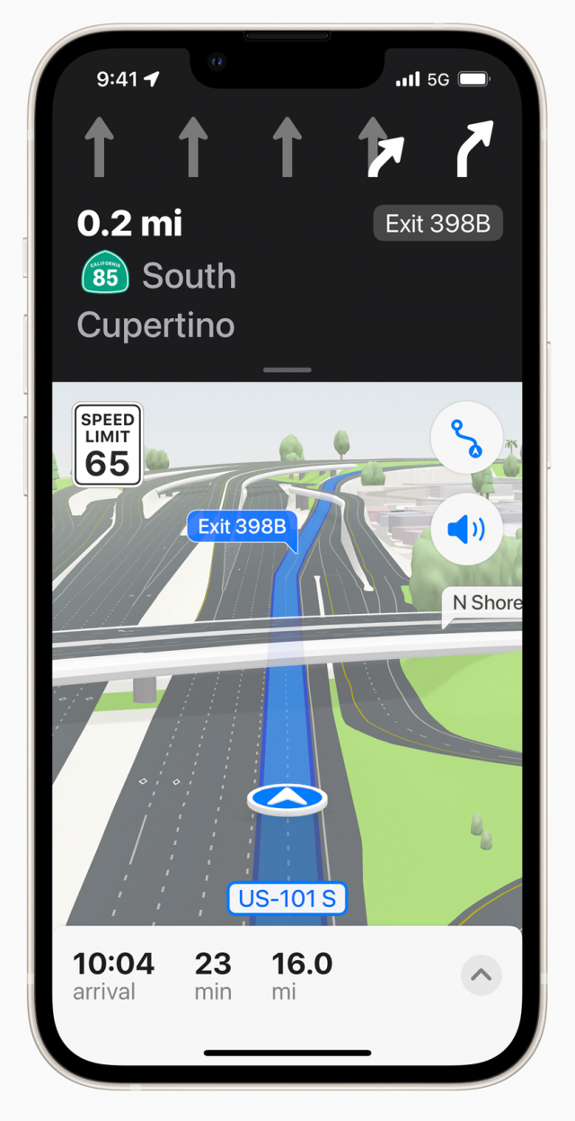Ios15 Apple Maps Update Navigation